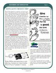 November 2009 Newsletter - Faith Evangelical Lutheran Church - Page 3