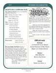 November 2009 Newsletter - Faith Evangelical Lutheran Church - Page 6