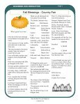 November 2009 Newsletter - Faith Evangelical Lutheran Church - Page 7