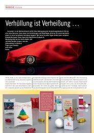 Verhüllung ist Verheißung … - FACTS Verlag GmbH