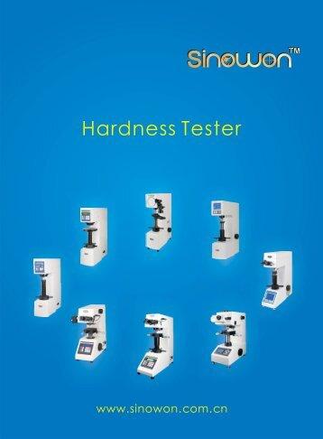 Hardness Tester - Faktor