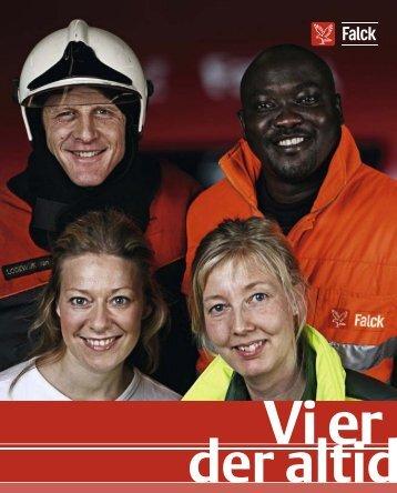 Danske - Falck