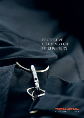 PROTECTIVE CLOTHING FOR FIREFIGHTERS - Falck