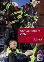 Annual Report 2012 - Falck