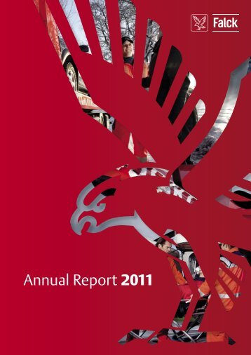 Annual Report 2011 - Falck