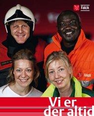 Joakim Jansson, Falck assistance Sweden