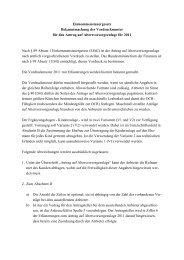 Bekanntmachungstext 2011 - Bundeszentralamt für Steuern