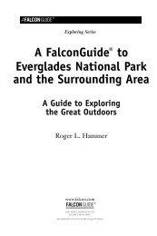 Download preview - Falcon Guides