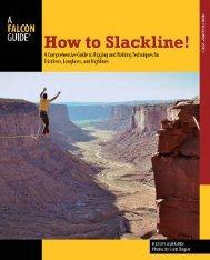 How to Slackline! - Falcon Guides