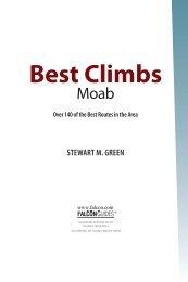 STEWART M. GREEN Best Climbs