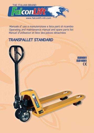TRANSPALLET STANDARD - Falconlift