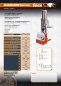 Scarica scheda pdf - Falconlift - Page 2