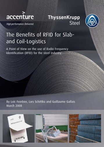 The Benefits of RFID for Slab- and Coil-Logistics - Falken Secure ...