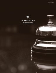 FalkensTeiner PremiUm collecTion
