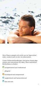 SPA Folder - Familienhotel Sonnenalpe - Falkensteiner - Seite 5