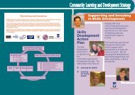Skills Development Action Plan - Falkirk Council