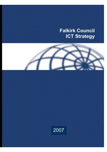 Falkirk Council ICT Strategy 2007