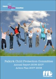 Annual Reports and Business Plans (PDF, 2.3MB) - Falkirk Council