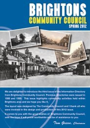 Spring 2012 newsletter - Falkirk Council
