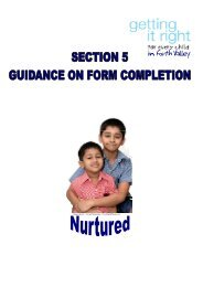 section 5: guidance on form completion (pdf, 978kb) - Falkirk Council