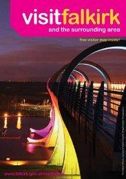 VisitFalkirk and the surrounding area leaflet (PDF ... - Falkirk Council