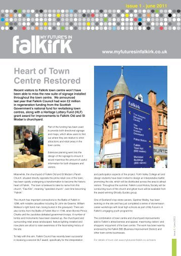 June 2011 (PDF, 706KB) - Falkirk Council