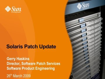 Solaris Fundamentals - AS-SYSTEME