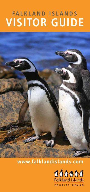 Visitor guide in English (2.6MB PDF) - Falkland Islands Tourist Board