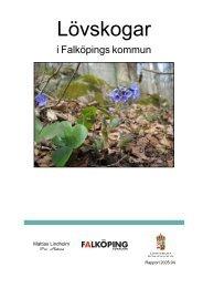 Beskrivning av objekt 1–280 - Falköpings kommun