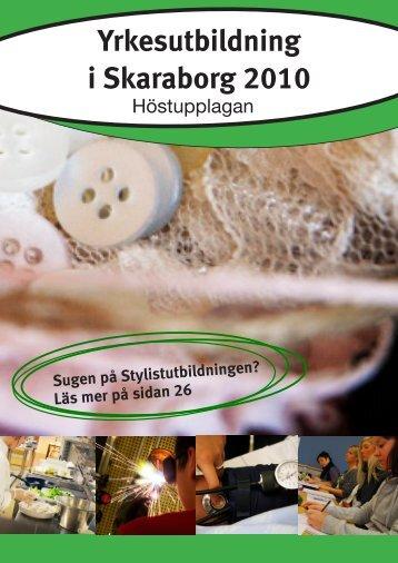 Yrkesutbildning i Skaraborg 2010 - Falköpings kommun