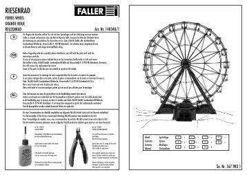 2 x - Faller