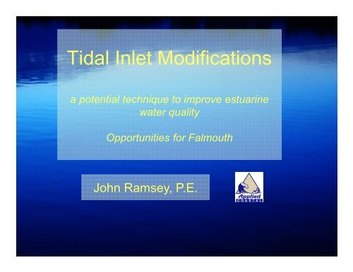 Inlet Presentation