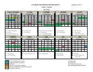 2013-2014 School Calendar - Falmouth Schools