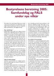 Samfundsfagsnyt 160 - FALS