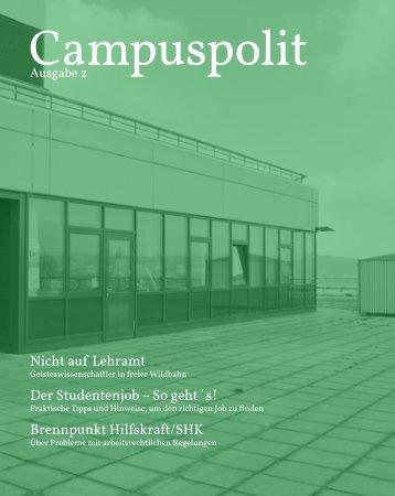 Campuspolit - Asta der Bergischen Universität Wuppertal ...