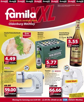 Oldenburg Wechloy - Famila