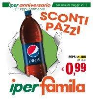 € 0, - Famila