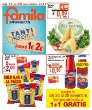1+1 GRATIS - Famila