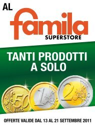SUPERSTORE - Famila