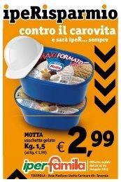 al Kg. € 1,99 - Famila
