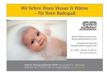 Umschlag 2008 Version 2:Familie Siegen - Familie in Siegen
