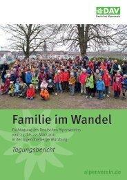 Familie im Wandel - Familie und Sport