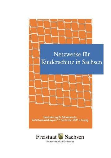 Im Freistaat Sachsen wollen wir Gewalt, Misshandlung und - Familie ...