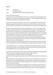 Referat I Referent Bernd Augsburg Sächsische Staatskanzlei Thema ...