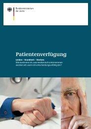 Patientenverfügung (744 KB)
