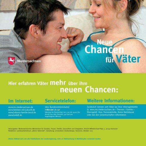 Neue Chancen für Väter - Familien an der TU Clausthal
