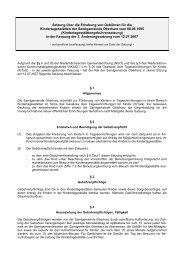 Gebührensatzung - Lesefassung 12.07.2007 - Familien an der TU ...