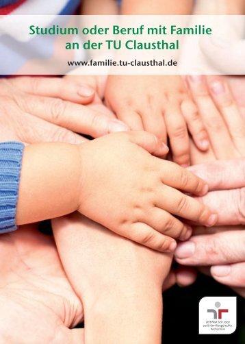 Studium oder Beruf mit Familie an der TU Clausthal