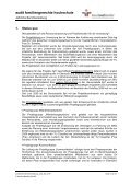 Gesamtbericht 2007/2010 - Familien an der TU Clausthal ... - Page 2