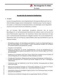 Au-pair-Info für deutsche Gastfamilien